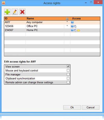 AeroAdmin - Remote Desktop Software - Security