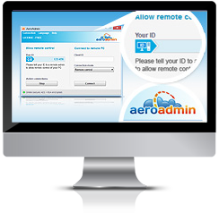 AeroAdmin - free remote access software  Features