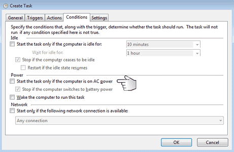 how to allow programs to run with admin rights